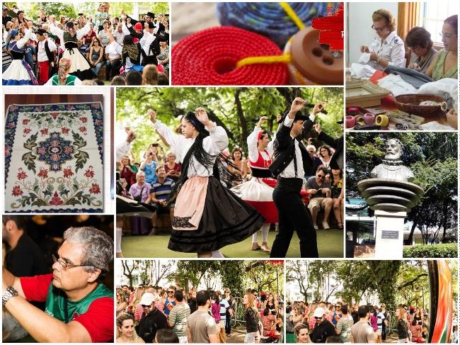18 de junho de 12h às 22h Praça Marília de Dirceu - Lourdes Entrada gratuita Câmara Portuguesa de Comércio no Brasil (31) 3213-1557