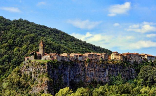 Castellfollit de la Roca, Espanha