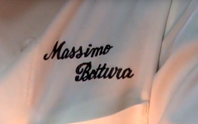 Massimo botura uniforme
