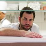 """""""Oferecemos comida mediterrânea contemporânea, sem esquecer a essência do sabor e da matéria-prima de alta qualidade.""""  Palavras de chef."""
