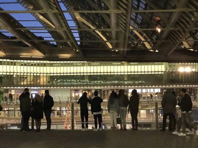 Recentemente o Forum des Halles passou por reformas, sendo reinaugurado em 2016.