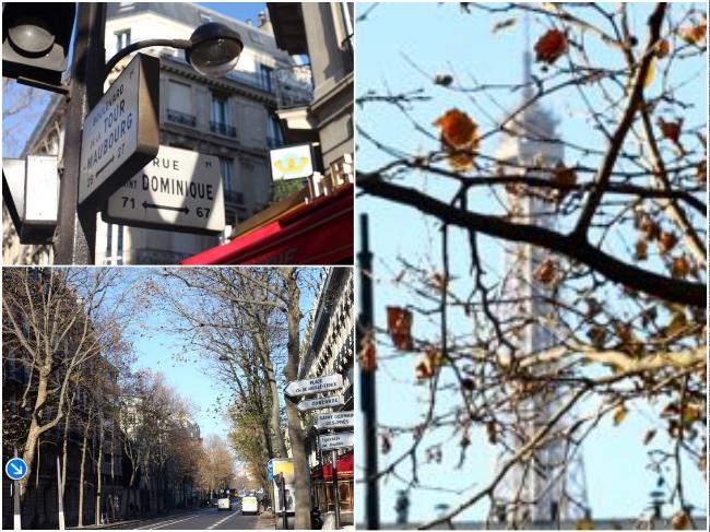 Este foi nosso endereço pelos 33 dias em Paris. Região deliciosa de ficar, pois a Rue Saint Domenique, além de ter tudo, está super bem localizada.