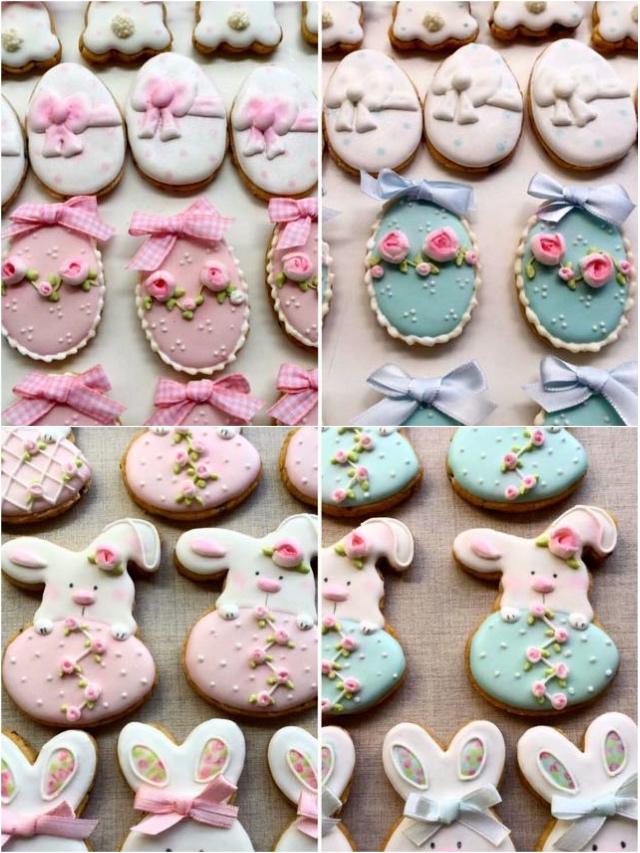 Olha os biscoitinhos que mandei fazer...