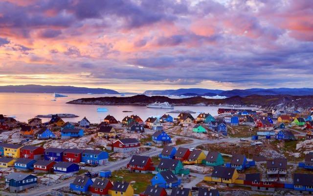 Migdale, Groelândia