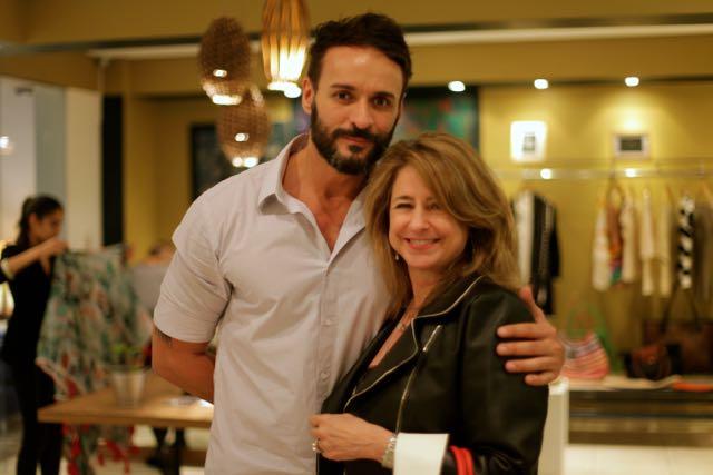 Alberto Sola e eu