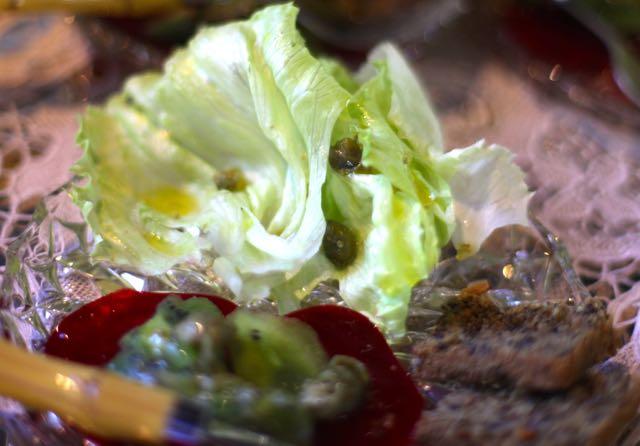 Salada DE-LI-CI-O-SA de beterraba com Kiwi